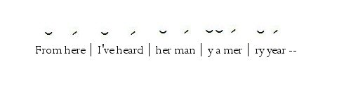 scansion-clare