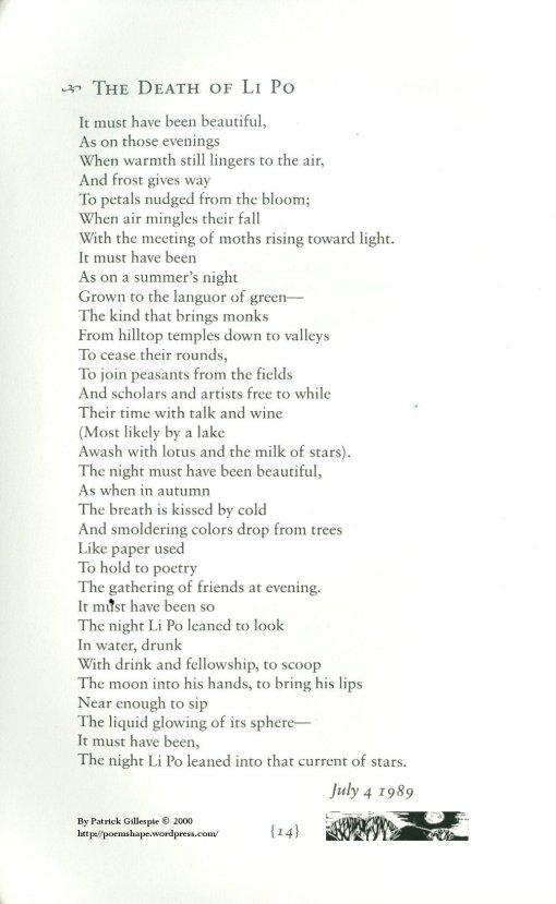 Page 14 The Death of Li Lo