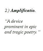Amplificatio