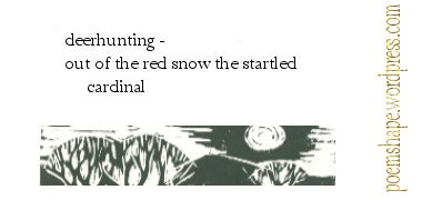 Poems about deer hunting