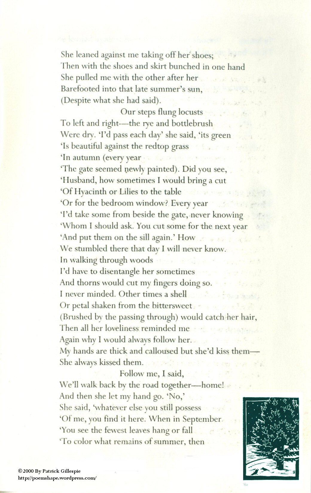 Blank verse example examples of blank verse poetry adapted from greek