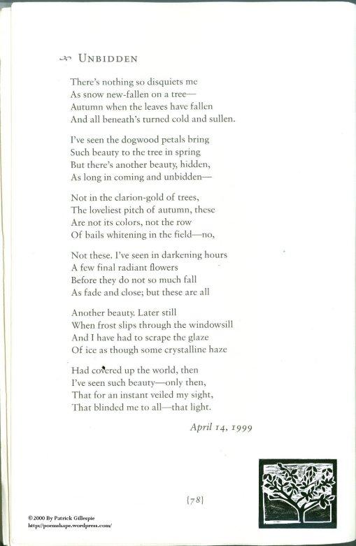 Formalist Poetry 171 Poemshape