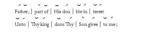 scansion-donne-sonnet-xvi