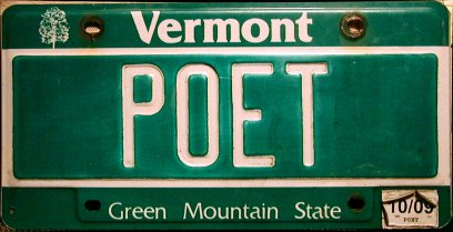 Vermont Plate