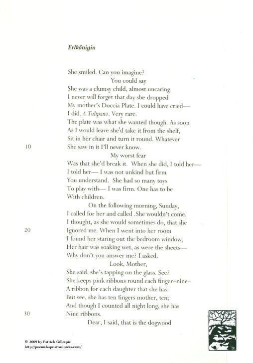 Erlkönigin - Page 1