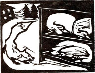 woodcut-fox-chickens-wand