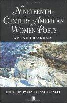 19th Century American Women Poets