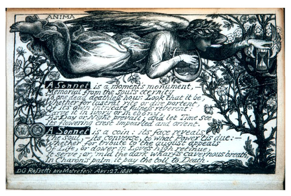 christina rossetti sleeping at last On dante gabriel rossetti & christina rossetti  in the last line of the poem, the  speaker says that he heard her tears when in  and the lilies lay as if asleep.