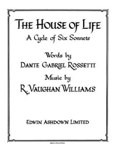 """House of Life"" by V Williams"