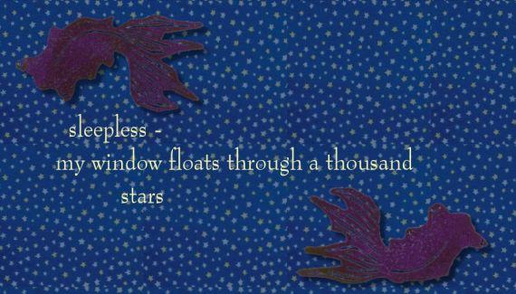 haiku- a thousand stars