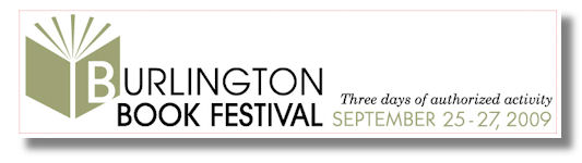 Burlington Book Festival