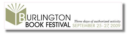 Burlington Book Festival