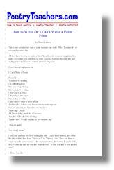 Poetry Teachers