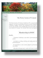 Poetry Society of Vermont