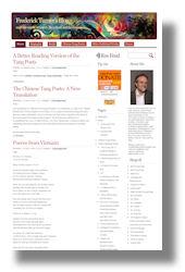 Turner's Blog Page