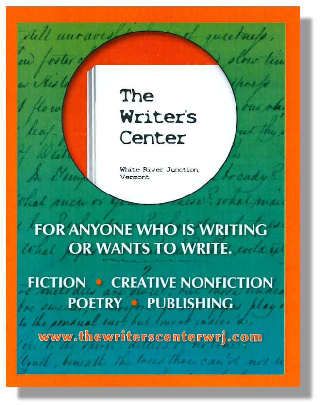 The Writer's Center Side-A