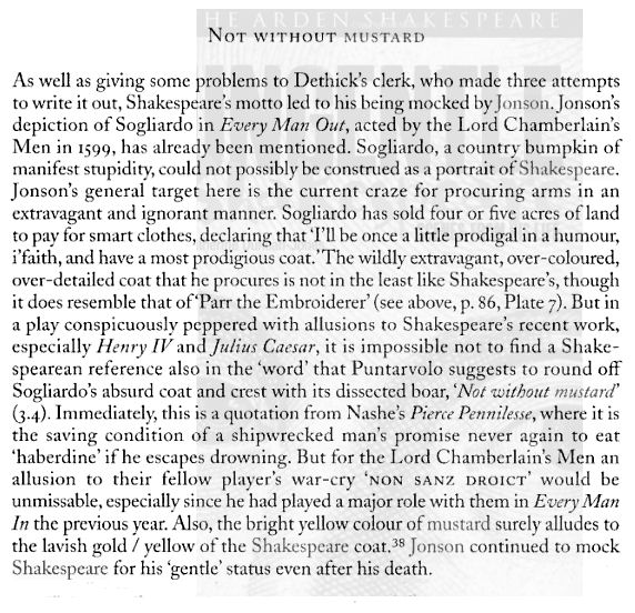 Ungentle Shakespeare