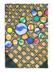 Marbles  (Block Print)