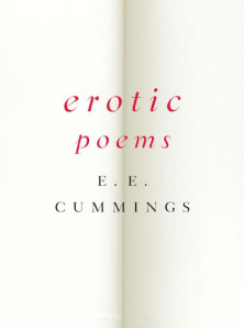 cummings erotic poems