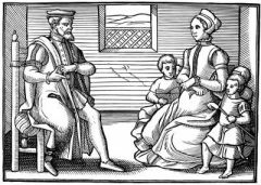 roles in puritan society