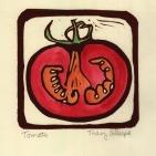 tomato (Block Print)