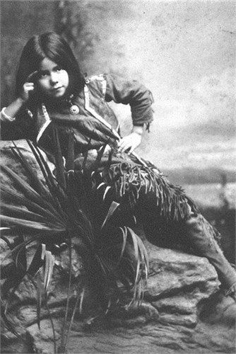 Bessie Tahamont--american-indians-american-history